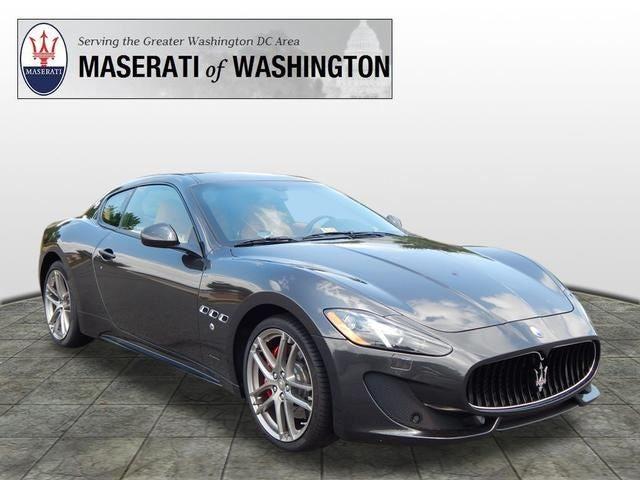 Maserati Grigio Granito GranTurismo Sport For Sale Maserati - Maserati roadside assistance