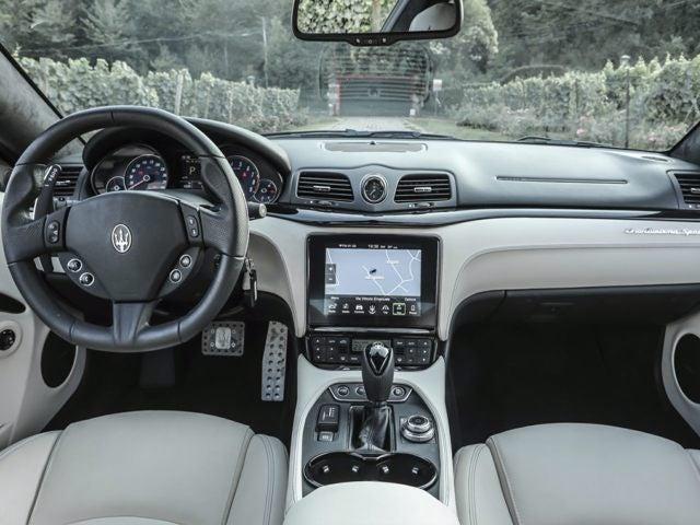 2018 Maserati Rosso Italiano Extra Campionario Granturismo Sport