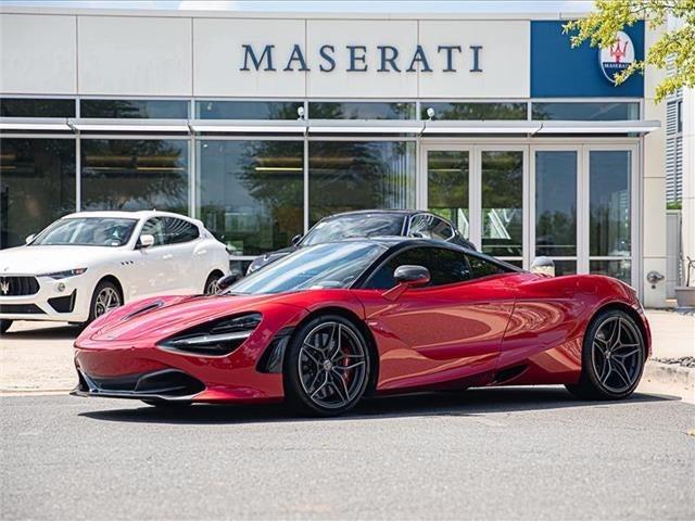 Mclaren For Sale >> 2018 Mclaren Memphis Red 720s Base For Sale Maserati Washington Dc
