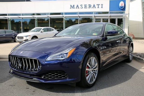 2019 Maserati Quattroporte S Q4 In Washington Dc Va Of