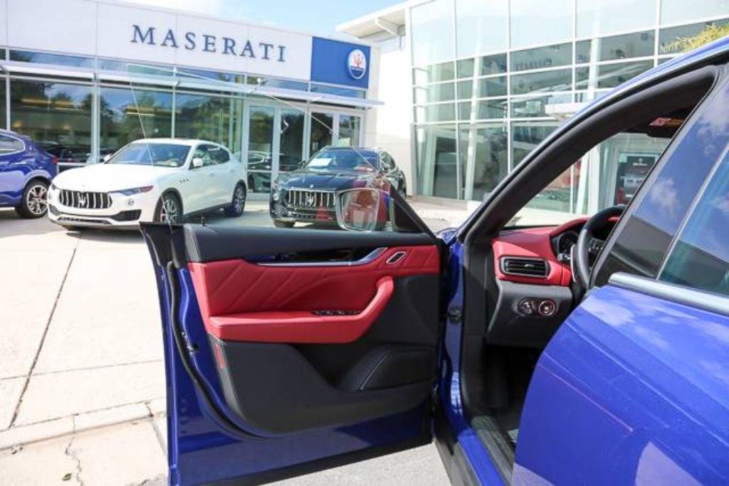 2019 Maserati Blu Emozione Levante Base For Sale Maserati